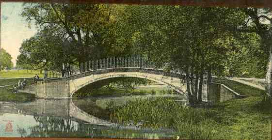 cascade bridge