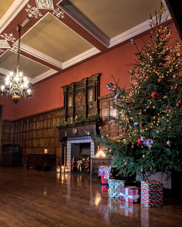 christmas-ballroom-cannon-hall-1 – Cannon Hall, Barnsley. Restoring ...